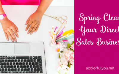 Spring Clean Your Direct Sales Business
