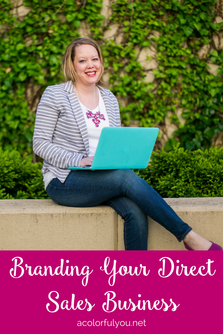 Branding Your Direct Sales Business