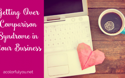 Getting Over Comparison Syndrome in Your Business
