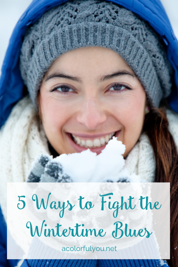 5 Ways to Fight the Wintertime Blues